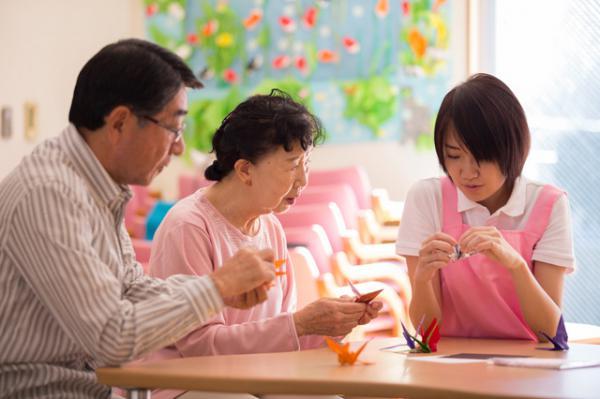 福岡県飯塚市にあります、老人保健施設での介護士求人♪社会福祉法人かいた福祉会 介護老人保健施設ベスト・シルバー飯塚